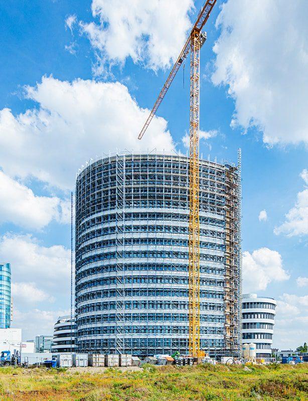 Trivago Headquarter Düsseldorf